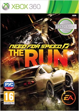 Need for Speed The Run (Classics) [Xbox 360]