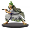 Фигурка One Piece: King Of Artist The Roronoa – Zoro Wanokuni (14 см)