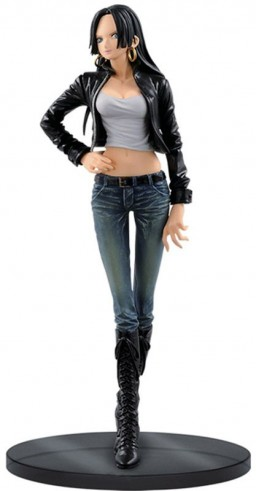 Фигурка One Piece – Jeans Freak – Boa Hancock Special Color Version (16 см)