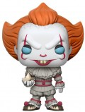 Фигурка IT Funko POP Movies: Pennywise With Boat (9,5 см)