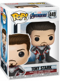 Фигурка Funko POP Marvel: Avengers Endgame – Tony Stark Bobble-Head (9,5 см)
