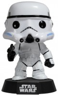 Фигурка Star Wars Funko POP: Stormtrooper Bobble-Head (9,5 см)