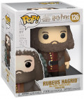 Фигурка Funko POP Holiday: Harry Potter – Rubeus Hagrid (15 см)
