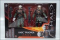 Фигурка Halo: Reach Series 1 Unsc Trooper 2-Pack (10 см)