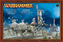 Набор миниатюр Warhammer 40,000. High Elf Chariot