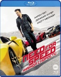 Need for Speed: Жажда скорости (Blu-ray)