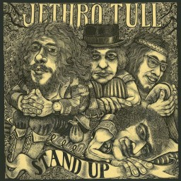 Jethro Tull – Stand Up (CD)