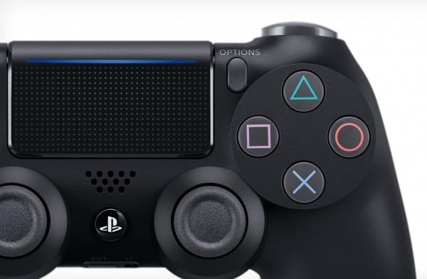 Геймпад DualShock 4 для PS4 беспроводной (черный) (CUH-ZCT2)