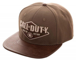 Бейсболка Call Of Duty WWII: Embroided Logo