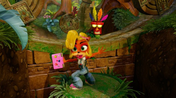 Crash Bandicoot N'sane Trilogy [Switch]