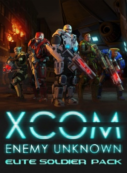 XCOM. Enemy Unknown. Elite Soldier Pack