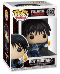 Фигурка Funko POP Animation: Fullmetal Alchemist – Roy Mustang (9,5 см)