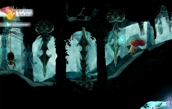 Child of Light. Complete Edition [PS Vita]