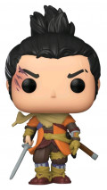 Фигурка Funko POP Games: Sekiro Shadows Die Twice – Sekiro (9,5 см)