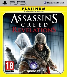 Assassin's Creed. Откровения  (Platinum) [PS3]