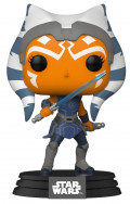 Фигурка Funko POP: Star Wars: The Clone Wars – Ahsoka Bobble-Head (9,5 см)