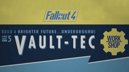 Fallout 4. Vault-Tec Workshop. Дополнение [PC, Цифровая версия]