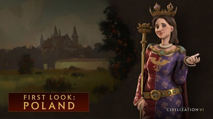 Sid Meier's Civilization VI. Poland Civilization & Scenario Pack. Дополнение [PC, Цифровая версия]