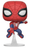 Фигурка Funko POP Games: Marvel Spider-Man – Spider-Man Bobble-Head (9,5 см)