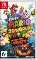 Super Mario 3D World + Bowser's Fury [Switch]
