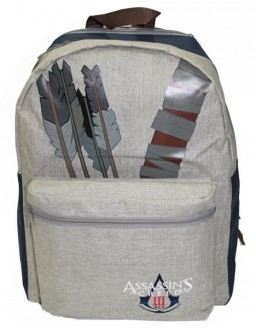 Рюкзак Assassin's Creed III. Hooded Beige Bag