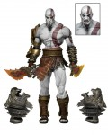 Фигурка God of War 3. Ultimate Kratos (17 см)