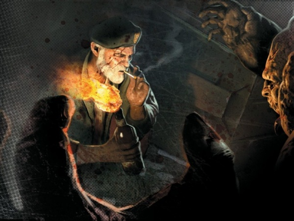Left 4 Dead 2: Последняя жертва + The Passing + Sacrifice [PC-Jewel]