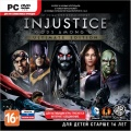 Injustice. Gods Among Us. Ultimate Edition [PC-Jewel]