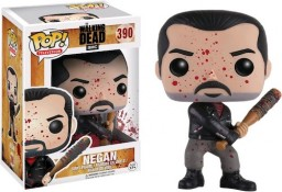 Фигурка Funko POP Television: The Walking Dead – Negan Bloody (Exc) (9,5 см)
