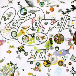 Led Zeppelin - Led Zeppelin III. Remastered Original (LP)