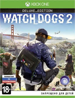 Watch Dogs 2. Deluxe Edition [Xbox One]