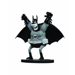 Фигурка Batman Black & White Statue Batman by Sergio Aragones (19 см)