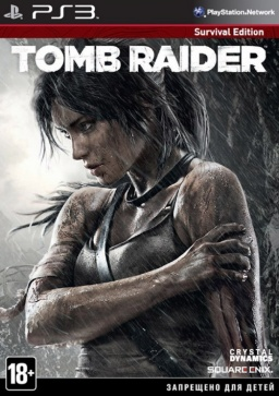 Tomb Raider. Survival Edition [PS3]