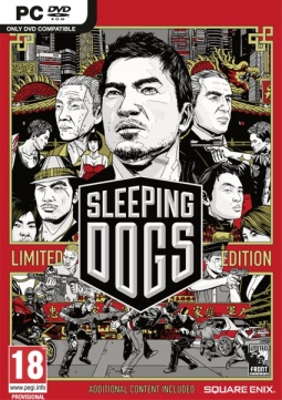 Sleeping Dogs. Limited Edition [PC]