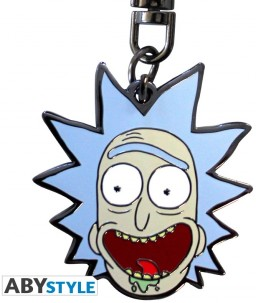 Брелок Rick And Morty: Rick