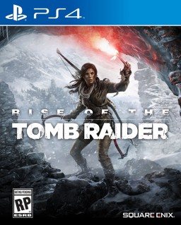 Rise of the Tomb Raider [PS4] – Trade-in | Б/У
