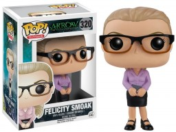 Фигурка Funko POP Television: Arrow – Felicity Smoak (9,5 см)