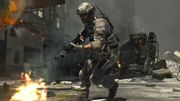 Call of Duty. Modern Warfare 3