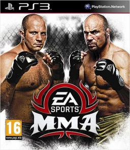 EA Sports MMA [PS3]