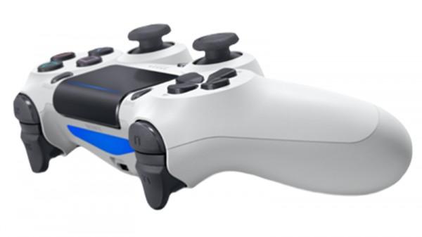 401f2fa358da87f0488e808c82a13b96 - Беспроводной контроллер PlayStation DualShock 4  v2 белый