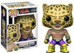 Фигурка Funko POP Games: Tekken – King (9,5 см)