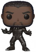 Фигурка Funko POP: Marvel Black Panther – Black Panther Bobble-Head (9,5 см)