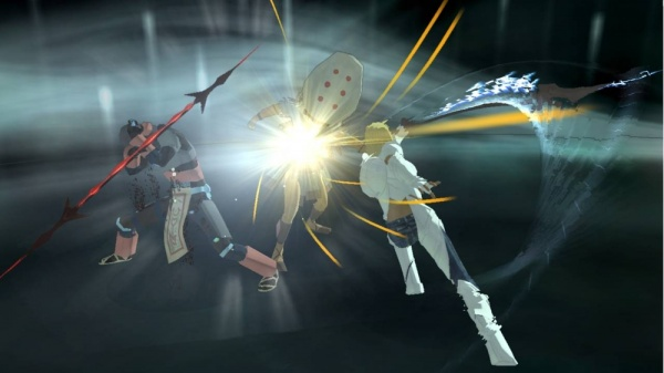 Скриншот из игры El Shaddai: Ascension of the Metatron