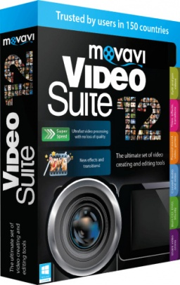 MOVAVI Video Suite 12. Бизнес