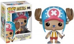 Фигурка Funko POP Animation: One Piece – Tony Tony Chopper (9,5 см)
