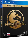 Mortal Kombat 11. Premium Edition [PS4]