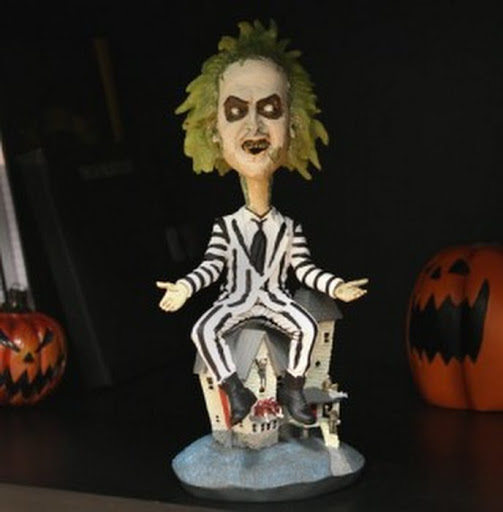 Фигурка Beetlejuice Head Knocker (18 см)