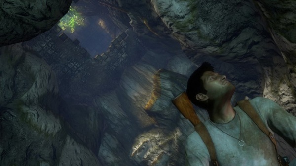 Скриншот из игры Uncharted: Drake's Fortune