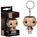 Брелок Funko POP: Stranger Things – Eleven With Eggo