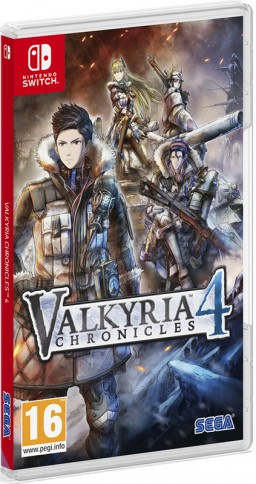 Valkyria Chronicles 4. Collector's Edition [Switch]